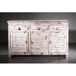 Friel Shutter Wood Sideboard by Highland Dunes
