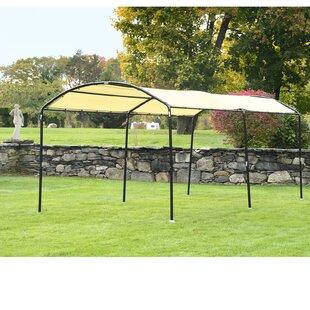 Monarc 10 Ft. W x 18 Ft. D Metal Pop-Up Canopy by ShelterLogic