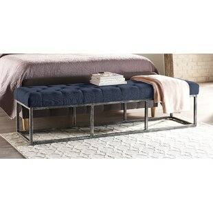 Serta at Home Serta Danes Tufted Upholstered Bench
