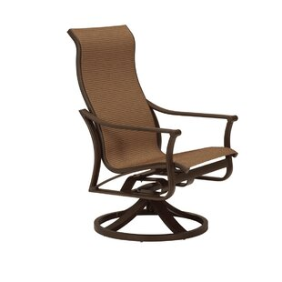 Corsica Swivel Patio Dining Chair (Set of 2) by Tropitone