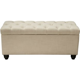 Boyden Tufted Storage Bench by Darby Home Co