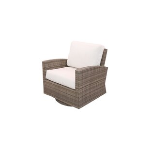 Norfolk Glider Swivel Patio Chair with Sunbrella Cushions