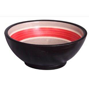 Barclay Fango Ceramic Circular Vessel Bathroom Sink