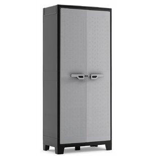 Titan 71.6H X 31.5W X 18D Storage Cabinet by Acquaviva