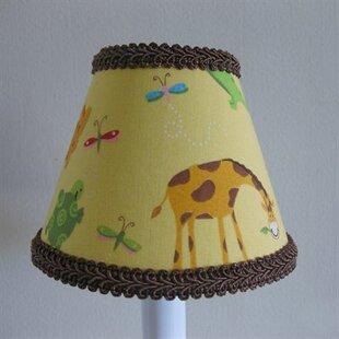 Animal Friends 11 Fabric Empire Lamp Shade