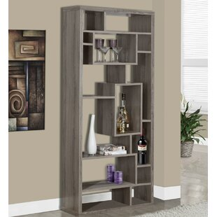 Find a Geometric Bookcase by Monarch Specialties Inc.