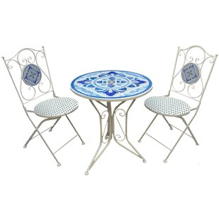 Cape Porpoise 2 Seater Bistro Set By Sol 72 Outdoor