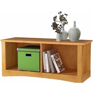 Ansara Wood Storage Bench By Marlow Home Co.