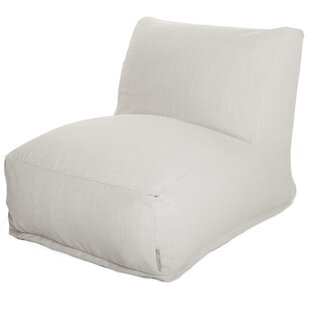 Solid Bean Bag Lounger ByMajestic Home Goods