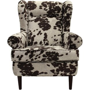 Wise Wingback Chair by Loon Peak