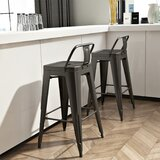 Boscobel 26'' Counter Stool (Set of 4) by 17 Stories