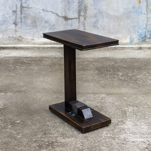 Citlali Industrial End Table