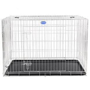 Foldable Puppy Cage by Songmics