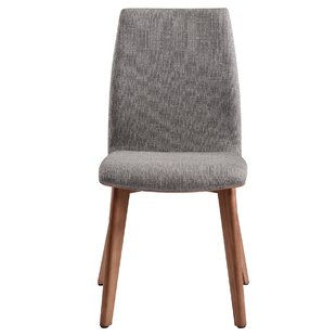 Corrigan Studio Cannock Mid-Century Upholstered Dining Chair (Set of 2)