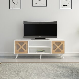 Read Reviews Durrant TV Stand for TVs up to 50 by George Oliver Reviews (2019) & Buyer's Guide