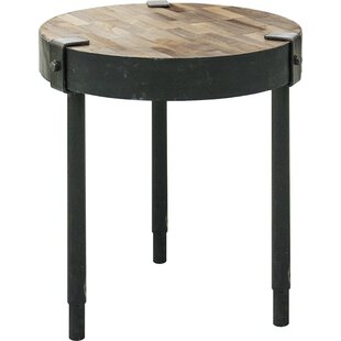 Roebuck End Table by Ren-Wil