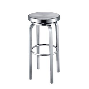 Carreras 26 Swivel Bar Stool Orren Ellis