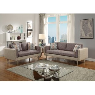 Lucero 2 Piece Living Room Set ByIvy Bronx