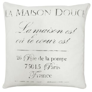 Vintage House La Maison Cotton Floor Pillow