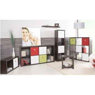 Maestas Cube Bookcase by E..
