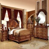 Mclain Queen 4 Piece Bedroom Set by Alcott Hill