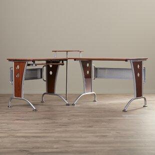 Orren Ellis Buettner L-Shape Computer Desk