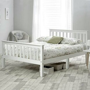 Rigdon Double (4'6) Bed Frame By August Grove
