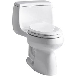 Kohler Gabrielle Comfort Height 1.28 GPF Elongated One-Piece Toilet