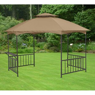Madison Gazebo Replacement Canopy By Garden Winds