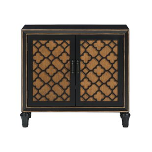 Castillon 2 Door Accent Cabinet by House of Hampton
