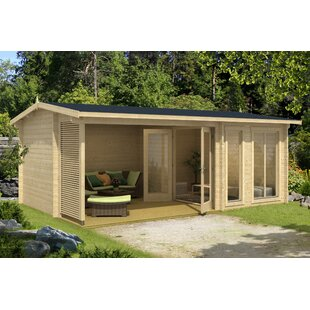 Barron 19 X 12 Ft. Summer House By Sol 72 Outdoor