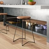 Robertsdale 25.5 Bar Stool (Set of 2) by Foundry Select