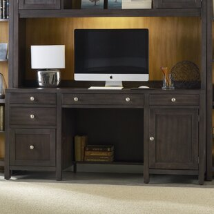 South Park Solid Wood Executive Desk