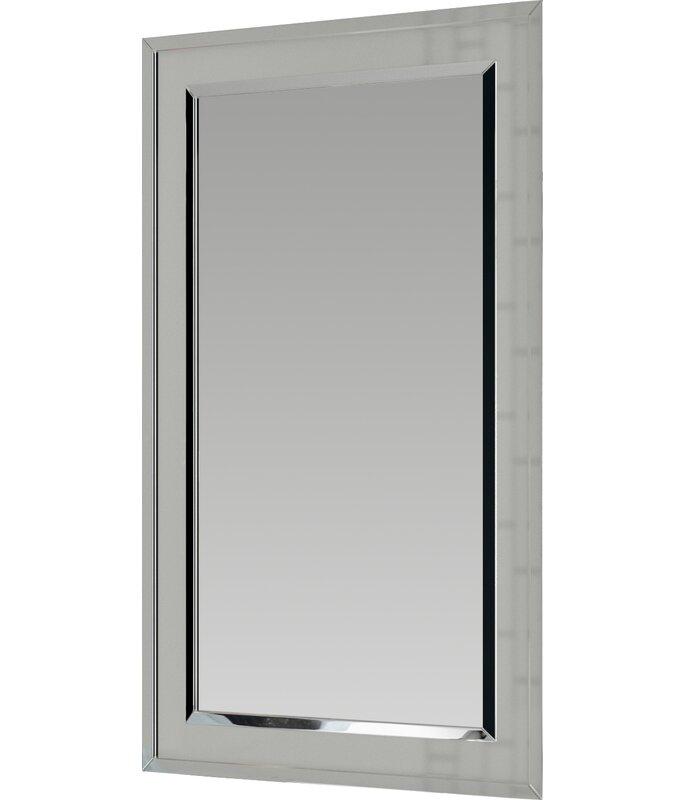 Astonishing Graford 16 X 26 Recessed Medicine Cabinet With 2 Adjustable Shelves Download Free Architecture Designs Pendunizatbritishbridgeorg