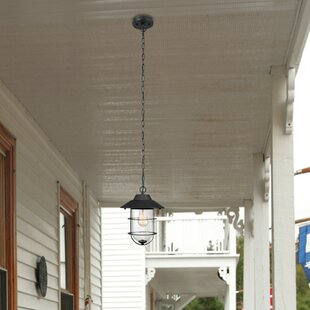 Matthews 1-Light Outdoor Pendant