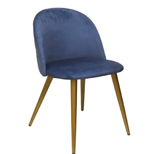 Laszlo Upholstered Dining Chair by Mercer41 Best Choices