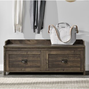 Buckhead Storage Bench by Greyleigh