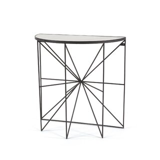 "Magdaleno 36"" Console Table by Brayden Studio SKU:BC764835 Description"