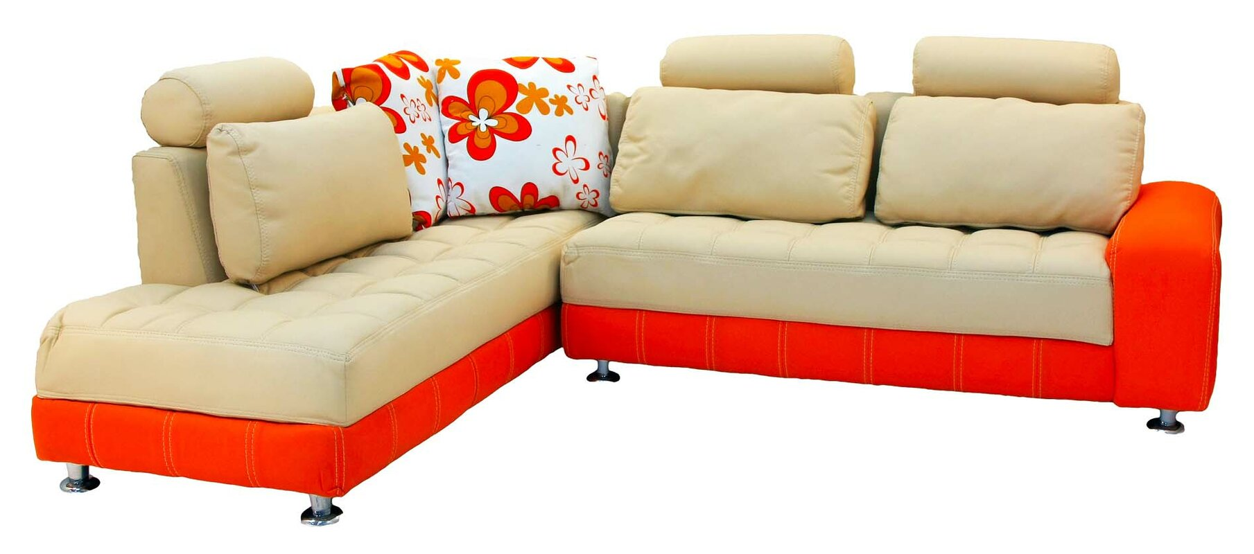 Jessica Kids Sectional  sc 1 st  Wayfair : kids sectional - Sectionals, Sofas & Couches