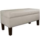 Macie Upholstered Storage Bench