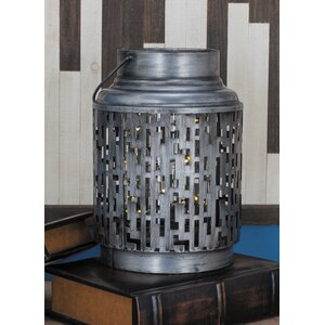 Metal/Glass Lantern