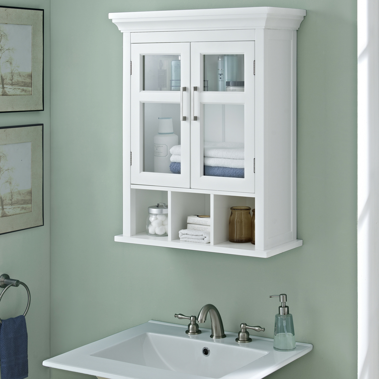 Bathroom Wall Mount Cabinet. Simpli Home Avington 23 63 W X 30 13 H Wall Mounted Cabinet Reviews Wayfair