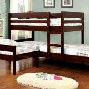 Look for Newenton Twin Triple Bunk Bed by Harriet Bee Reviews (2019) & Buyer's Guide