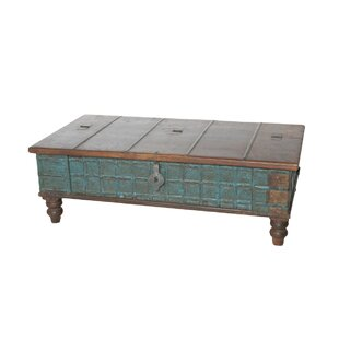 Amsterdam Box Coffee Table with Storage