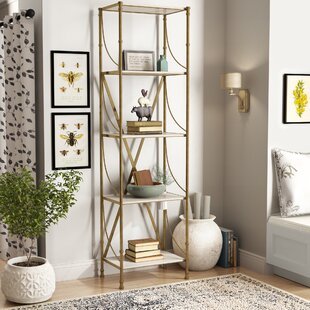 Compare Buckminster Etagere Bookcase by Willa Arlo Interiors
