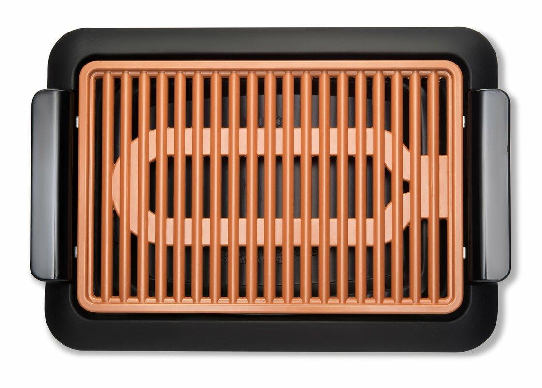 Gotham Steel Indoor Smokeless Electric Grill & Reviews | Wayfair