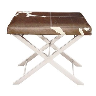 Westbrook Ottoman by Ebern Designs