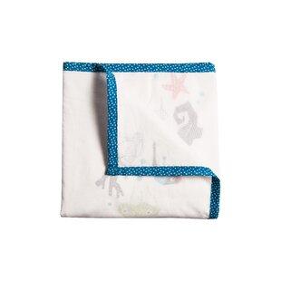Low priced Oceanography 3-Layer Muslin Blanket ByNursery works