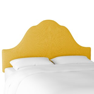 Surface Upholstered Panel Headboard