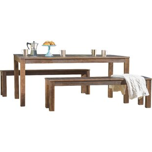 Rockefeller 3 Piece Dining Set